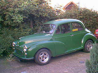 My first Minor for sale again.