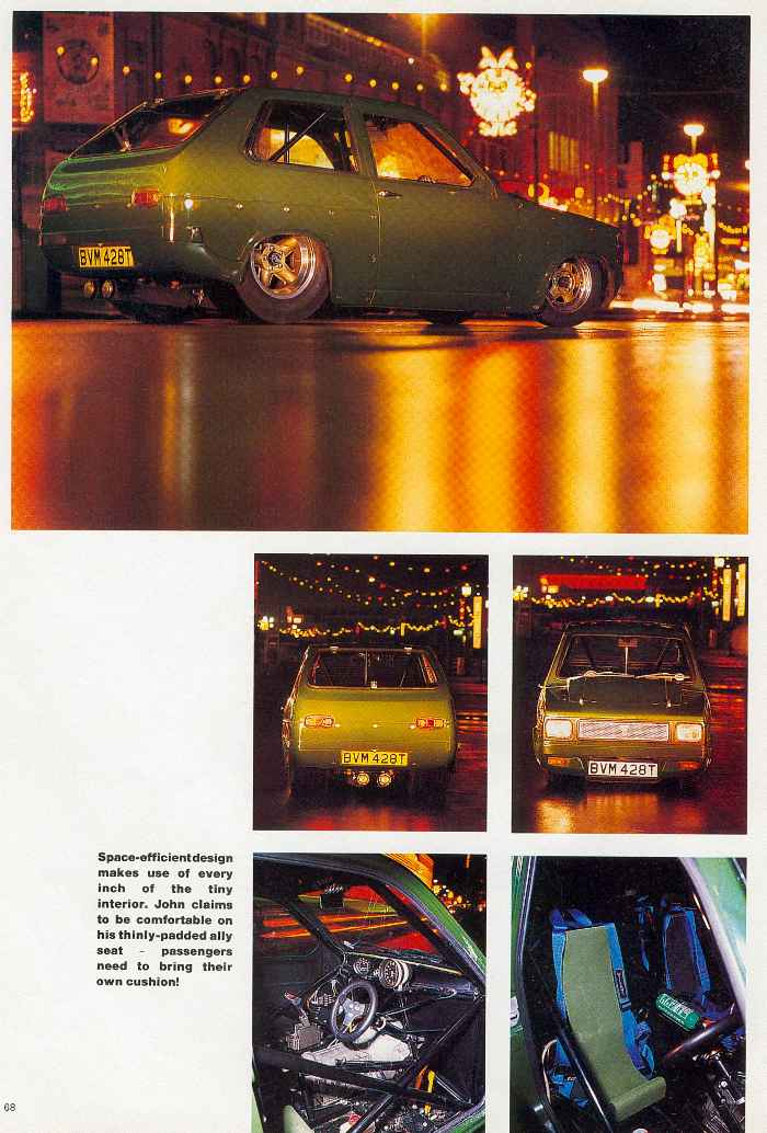 Reliant Kitten Magazine Article (page 3)